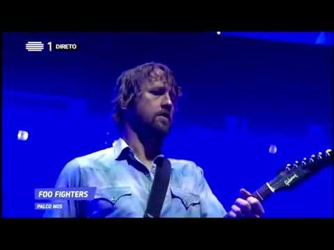 Foo Fighters – Live in Portugal (2017) Full Show (720p HD)