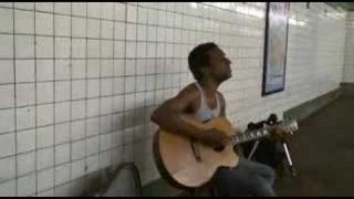 jeff brodnax in nyc subway (extended version)