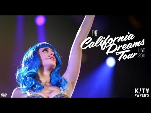 Katy Perry – California Dreams Tour Live 2011