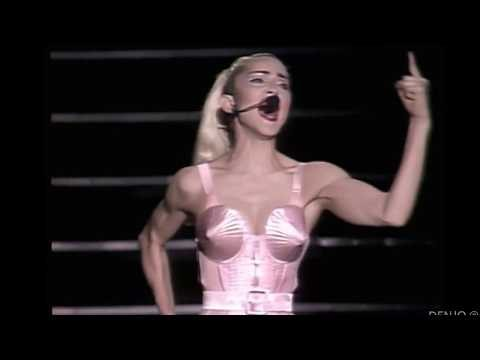Madonna – Blond Ambition Tour 1990, live from Yokohama, Japan – Remastered Original Cut