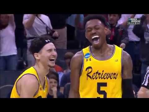 UMBC players talk about their historic performance