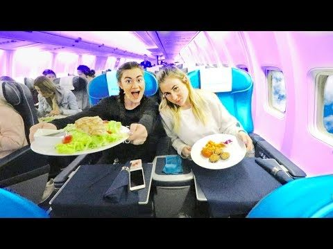 What Flying on a Private Jet is like… 60 hour Travel to BORA BORA!