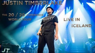 Justin Timberlake – The 20/20 Experience World Tour: Live in Iceland | 24.08.2014