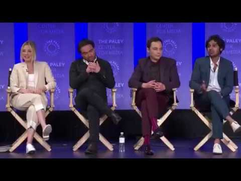 The Big Bang Theory Cast at PaleyFest 2018
