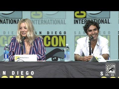 The Big Bang Theory – Watch The Full Big Bang Theory Panel From San Diego Comic-Con 2017