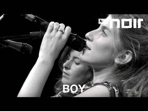 BOY – July (live bei TV Noir)