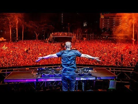 Armin van Buuren live at Ultra Music Festival Miami 2018