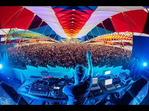 Burn in Noise Live @ Boom Festival 2016 – Portugal – Full Set (HD)