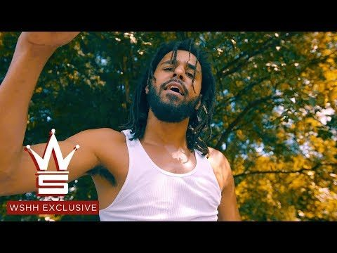 """J. Cole """"Album Of The Year (Freestyle)"""" (WSHH Exclusive – Official Music Video)"""